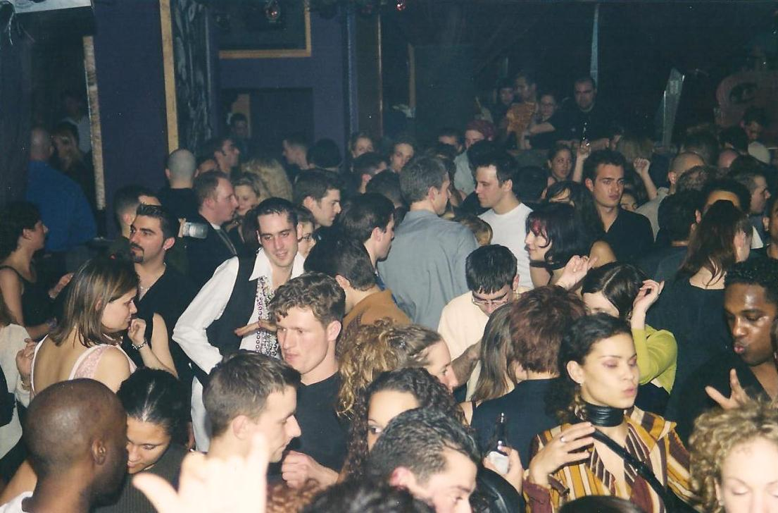 Then Now The Living Room Then And Now Toronto Nightlife