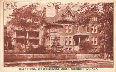 The Selby. Photo via Upper Jarvis Neighbourhood Association.