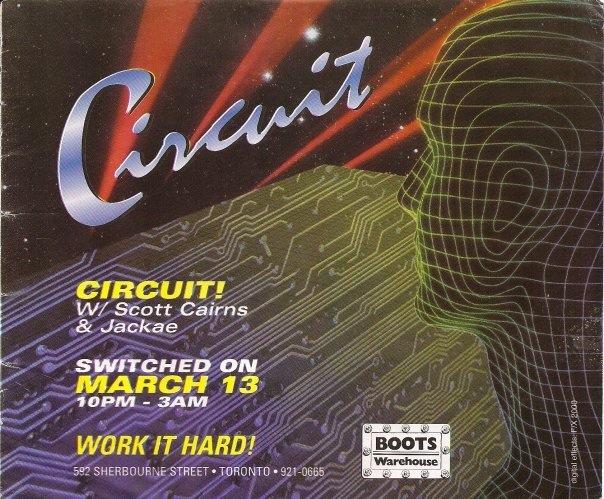 Circuit promo courtesy of Scott Cairns.