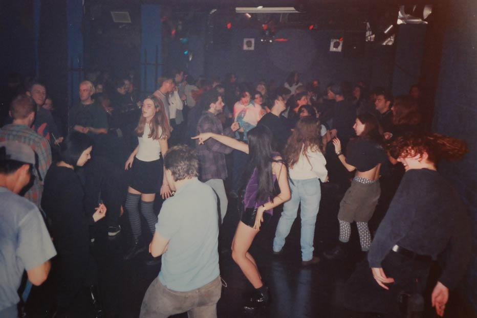 Catch 22 dancefloor. Photo courtesy of Andy Gfy.