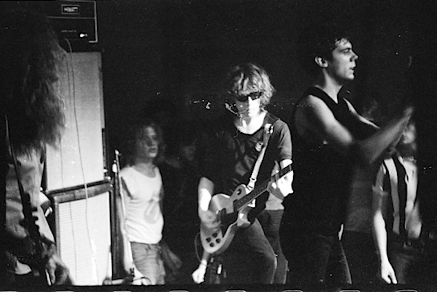Teenage Head at David's. Photo by Vince Carlucci.