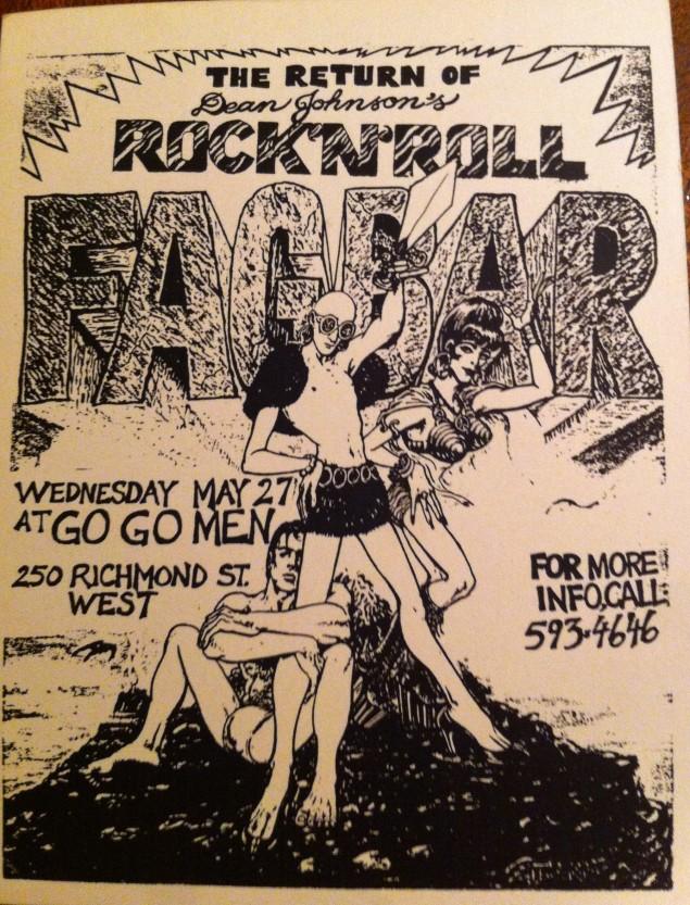 Poster image courtesy of James  'St. Bass' Vandervoort.