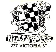 Nuts & Bolts logo