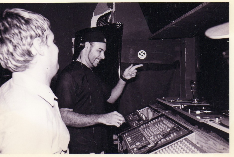 Roger Sanchez (3rd week of Industry 1996)