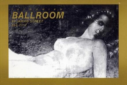 Tazmanian Ballroom GTO ___ Tazmanian_Ballroom_Ad