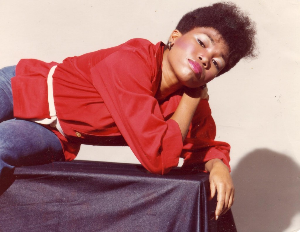 Marva Jackson during her Diamond days. Photo courtesy of her.