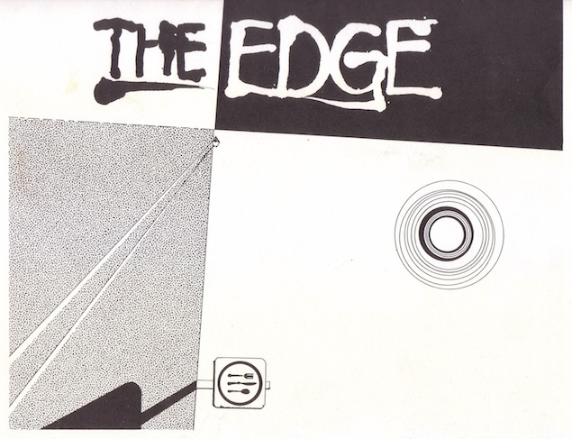 The Edge menu, courtesy of Gary Cormier.