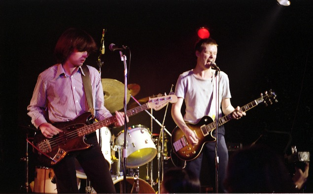 XTC at The Edge. Photo by Don Pyle (http://www.donpyle.com).