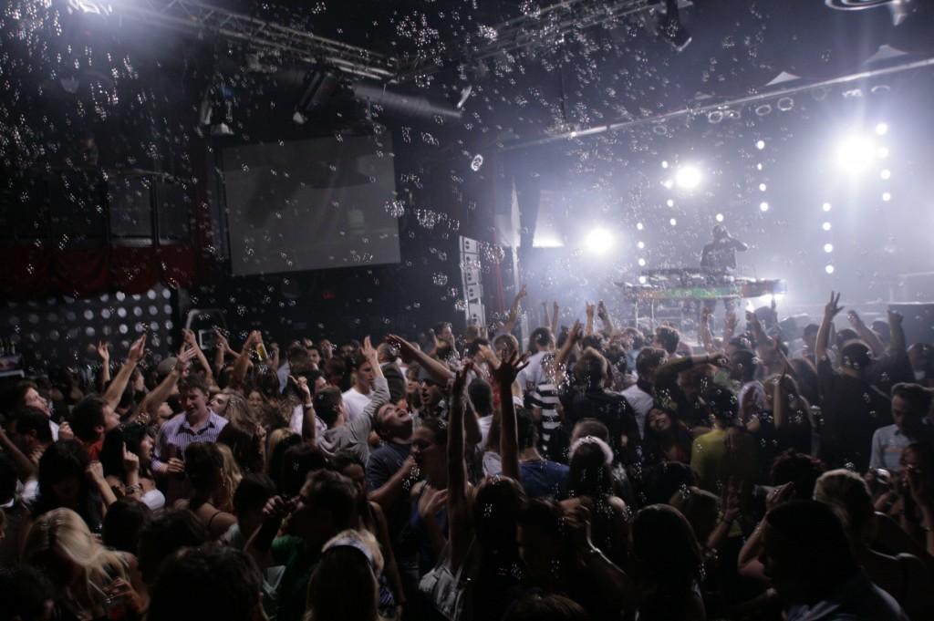 Saturday nightat The Mod Club Theatre. Photo by Trevor Roberts.