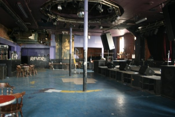 Reverb room by day. Photo courtesy of The Big Bop Facebook page.