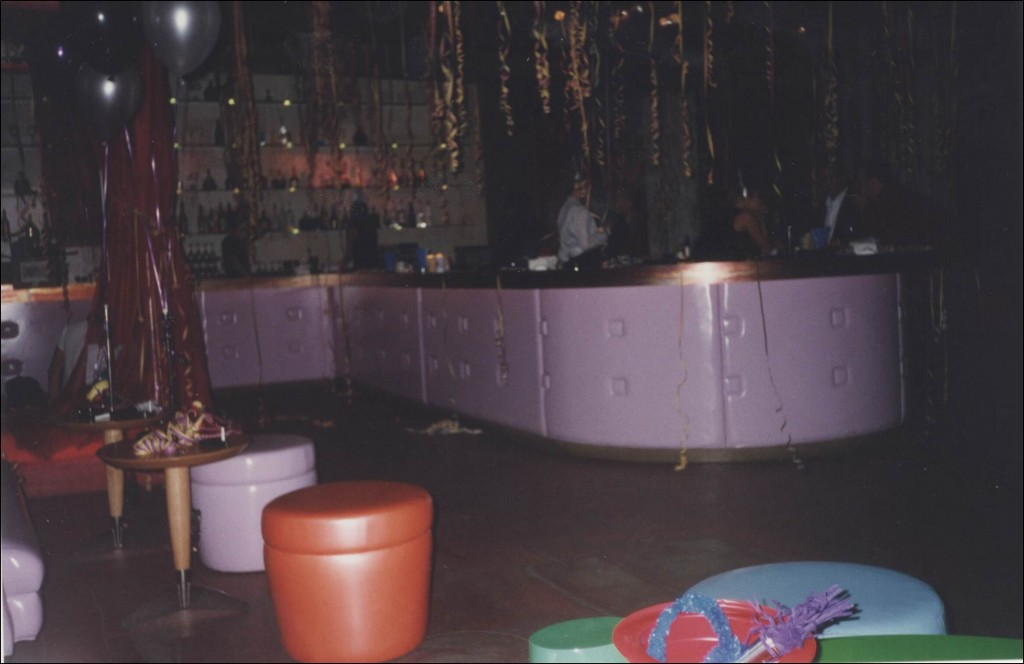 The Guvernment in December 1996. Photo courtesy of a Then & Now reader.