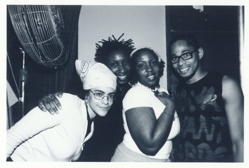 Ursula Rucker (L), Karen Augustine, Jemeni, and Shafiq presented by 52inc. Photo courtesy of Kate Cassidy.